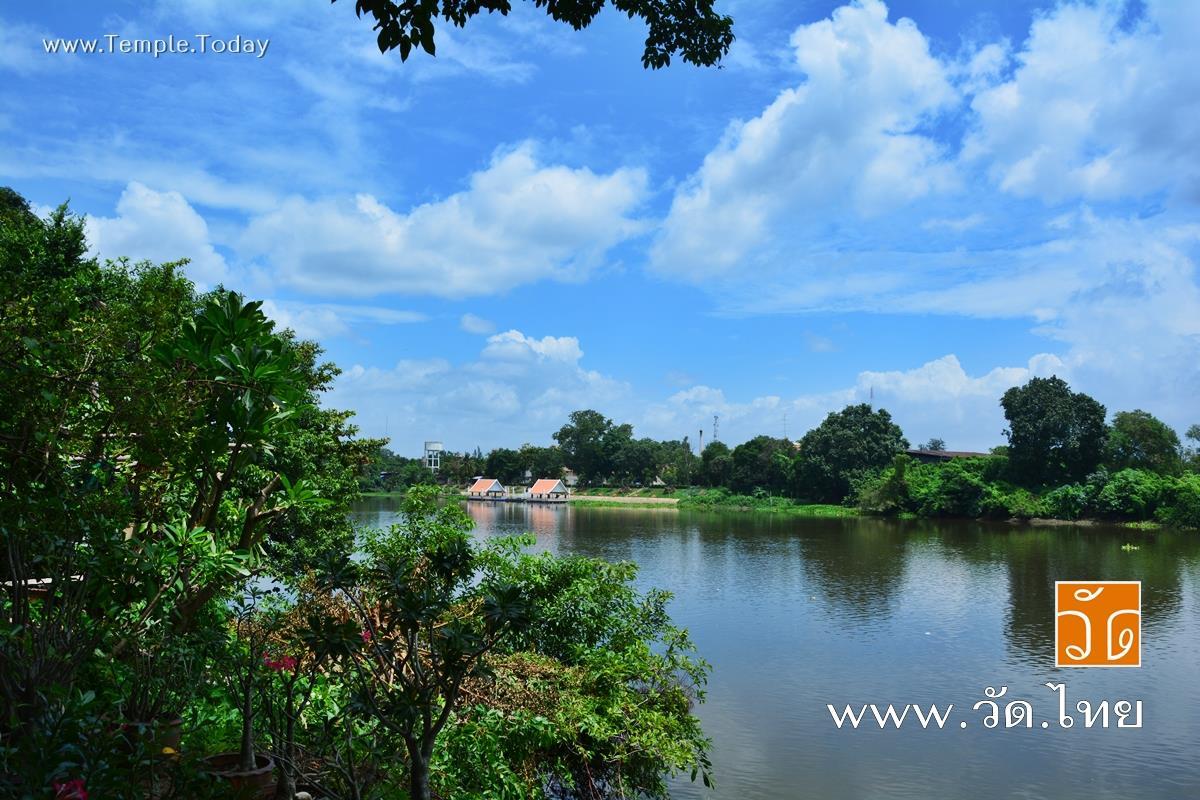 วัดเกาะนัมมทาปทวลัญชาราม (Wat Ko Nammatha Pathawa Sancharam) ตำบลหน้าเมือง อำเภอเมืองราชบุรี จังหวัดราชบุรี 70000