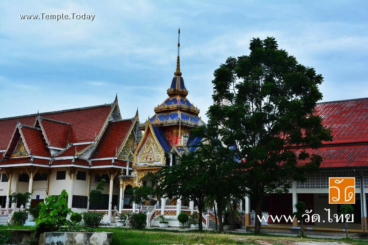 วัดเขาเหลือ (Wat Khao Lua) ตำบลหน้าเมือง อำเภอเมืองราชบุรี จังหวัดราชบุรี 70000