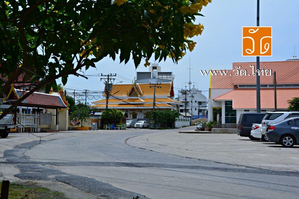 วัดบางนางเกรง (Wat Bang Nang Kreng) ถนนสุขุมวิท ตำบลบางด้วน อำเภอเมืองสมุทรปราการ จังหวัดสมุทรปราการ 10270