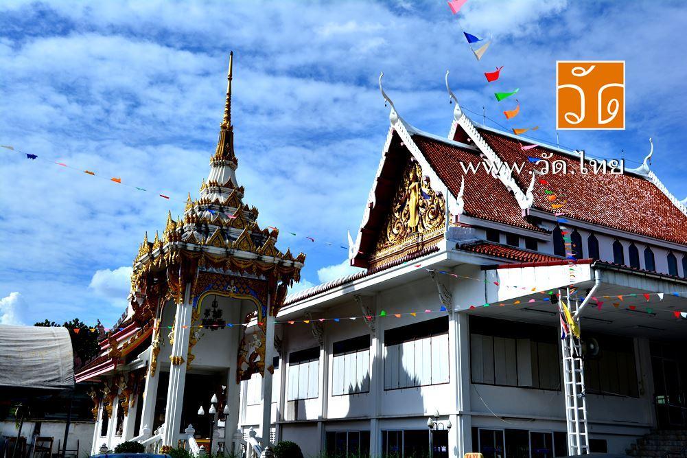 วัดบางโพโอมาวาส (Wat Bangpho Omawat) เลขที่ 90 ถนนประชาราษฎร์สาย 1 แขวงบางซื่อ เขตบางซื่อ กรุงเทพมหานคร 10800