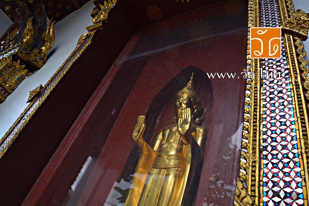 วัดจักรวรรดิราชาวาส วรมหาวิหาร (วัดสามปลื้ม) [ Wat Chakkrawat Rachawat Woramahawiharn ] ถนนจักรวรรดิ แขวงจักรวรรดิ เขตสัมพันธวงศ์ กรุงเทพมหานคร 10100