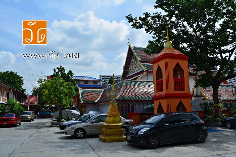 วัดจอมสุดาราม (วัดไพรงาม) [ Wat Chomsudaram ] ถนนนครไชยศรี แขวงถนนนครไชยศรี เขตดุสิต จังหวัดกรุงเทพมหานคร 10300