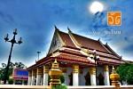 วัดด่านสำโรง (Wat Dan Samrong) ถนนสุขุมวิท ซอยวัดด่านสำโรง ตำบลสำโรงเหนือ อำเภอเมืองสมุทรปราการ จังหวัดสมุทรปราการ 10270