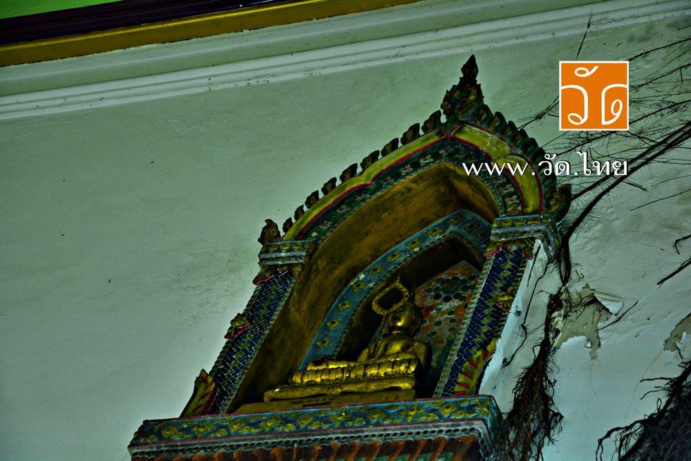 วัดกลางวรวิหาร (Wat Klang Worawihan) ตำบลปากน้ำ อำเภอเมืองสมุทรปราการ จังหวัดสมุทรปราการ 10270