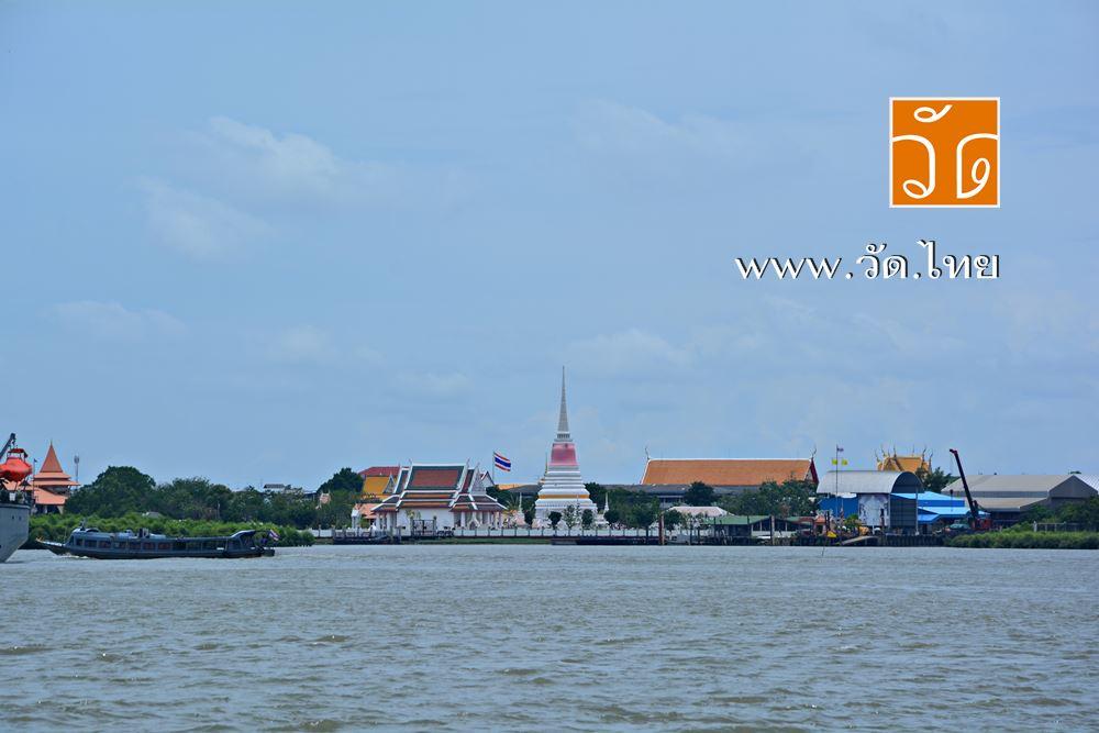 วัดมหาวงษ์ (Wat Mahawong) ถนนสุขุมวิท ตำบลปากน้ำ อำเภอเมืองสมุทรปราการ จังหวัดสมุทรปราการ 10270
