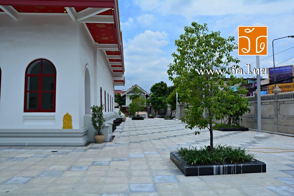วัดราชผาติการาม (Wat Rajphatikaram) วัดส้มเกลี้ยง ถนนราชวิถี แขวงวชิรพยาบาล เขตดุสิต กรุงเทพมหานคร 10300
