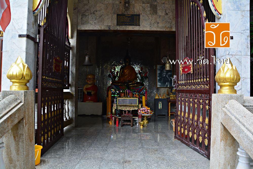 วัดสุคันธาราม (Wat Sukhan Tharam) ถนนสุคันธาราม แขวงสวนจิตรลดา เขตดุสิต จังหวัดกรุงเทพมหานคร 10300