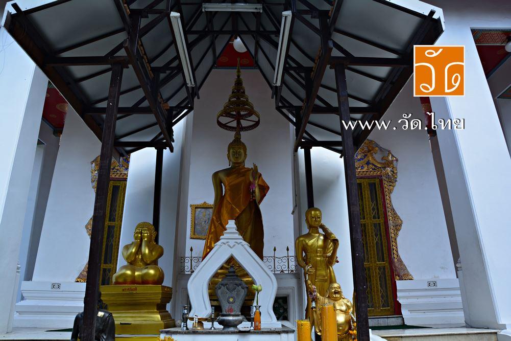 วัดบพิตรพิมุข วรวิหาร (Wat Bophitphimuk Worawiharn) ตั้งอยู่เลขที่ 266 ถนนจักรวรรดิ แขวงจักรวรรดิ เขตสัมพันธวงศ์ กรุงเทพมหานคร 10100