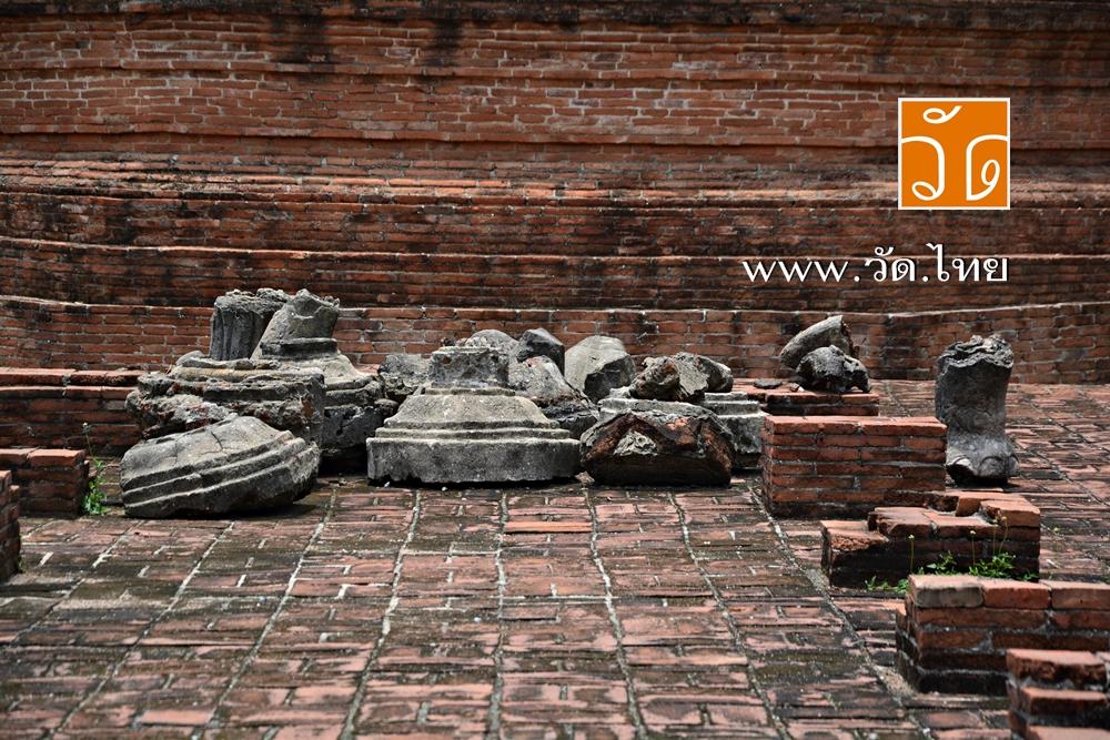 วัดหัสดาวาส [Wat Hasadavas] (วัดช้าง) วัดร้าง ตำบลท่าวาสุกรี อำเภอพระนครศรีอยุธยา จังหวัดพระนครศรีอยุธยา 13000