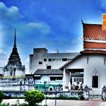 วัดโบสถ์ สามเสน (Wat Bot Samsen) แขวงดุสิต เขตดุสิต จังหวัดกรุงเทพมหานคร