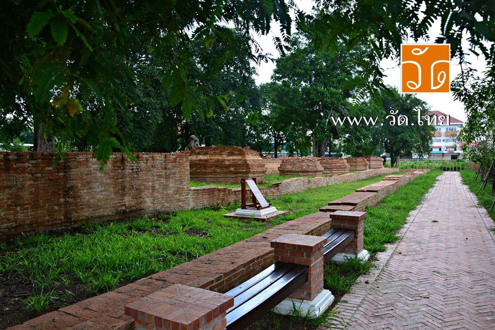 วัดชัยภูมิ (Wat Chaiyaphum) วัดร้าง ถนนหอรัตนไชย ตำบลประตูชัย อำเภอพระนครศรีอยุธยา จังหวัดพระนครศรีอยุธยา 13000