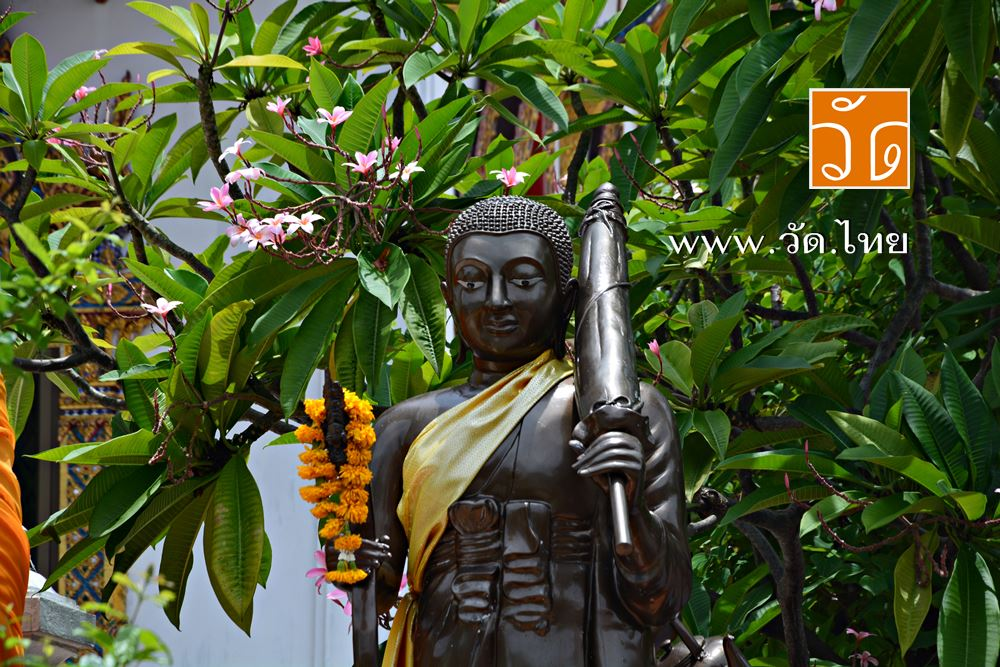 วัดประสาทบุญญาวาส (Wat Prasat Bunyawat) ถนนดาวข่าง แขวงวชิรพยาบาล เขตดุสิต กรุงเทพมหานคร 10300
