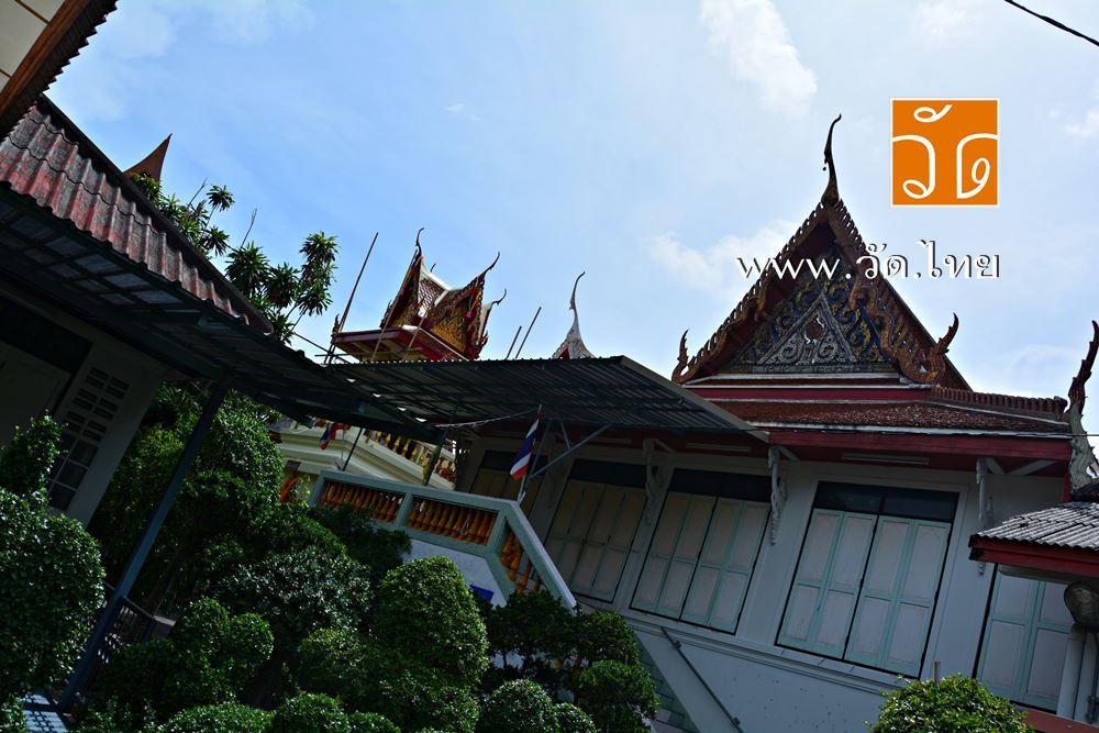 วัดสวัสดิ์วารีสีมาราม (วัดแค สามเสน) [Wat Sawaswareesrimaram] ถนนนครไชยศรี แขวงถนนนครไชยศรี เขตดุสิต กรุงเทพมหานคร 10300