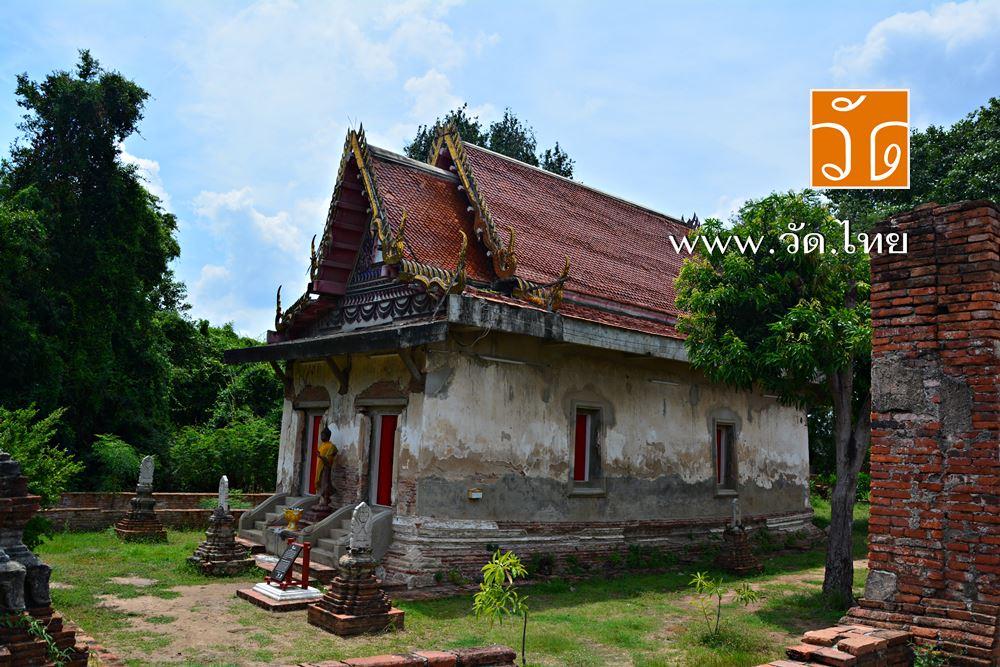 วัดเชิงท่า (Wat ChoengThar) ตำบลท่าวาสุกรี อำเภอพระนครศรีอยุธยา จังหวัดพระนครศรีอยุธยา 13000