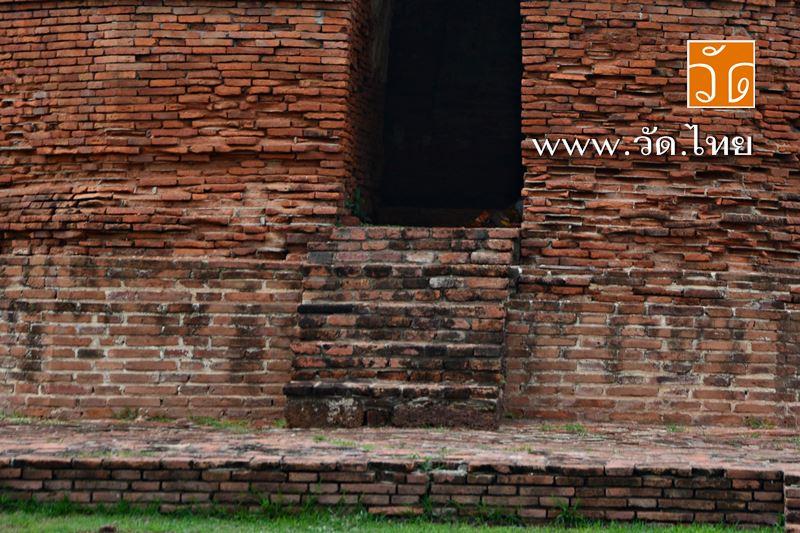วัดหลังคาขาว (Wat Langkhakhao) วัดร้าง ตำบลประตูชัย อำเภอพระนครศรีอยุธยา จังหวัดพระนครศรีอยุธยา 13000