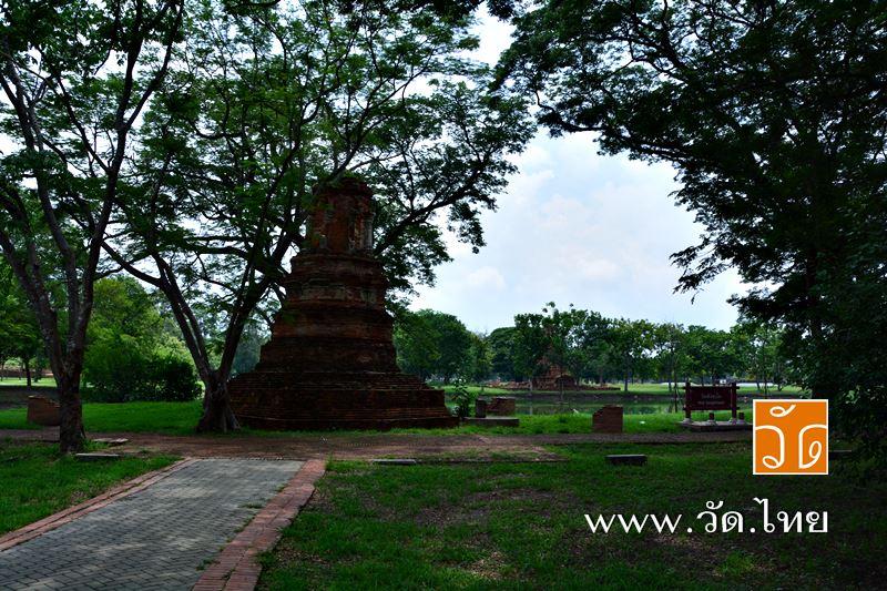 วัดสังขปัต (Wat SangKhaPat) วัดร้าง ตำบลประตูชัย อำเภอพระนครศรีอยุธยา จังหวัดพระนครศรีอยุธยา 13000