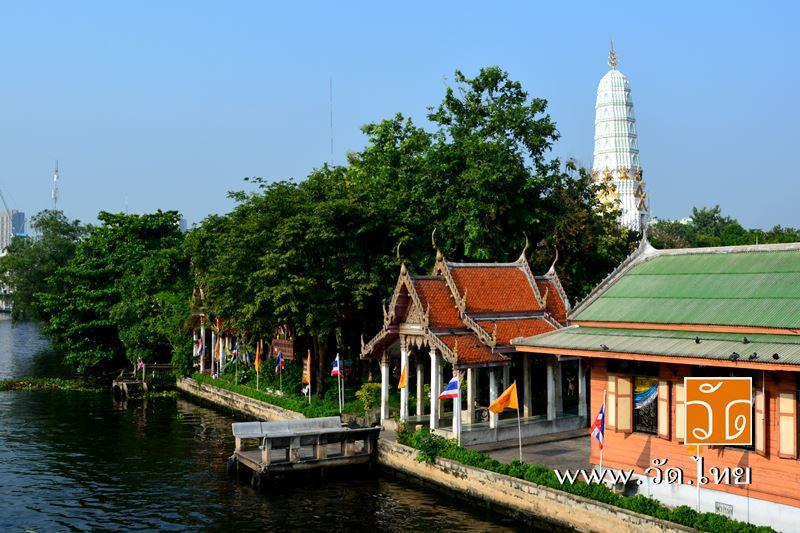วัดอัปสรสวรรค์วรวิหาร (Wat Absornsawan) ตั้งอยู่ ถนนเทอดไท ซอยรัชมงคลประสาธน์ แขวงปากคลอง เขตภาษีเจร