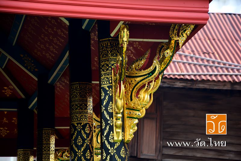 หอพระไตรปิฎก วัดอัปสรสวรรค์วรวิหาร (Wat Absornsawan) ตั้งอยู่ ถนนเทอดไท ซอยรัชมงคลประสาธน์ แขวงปากคล