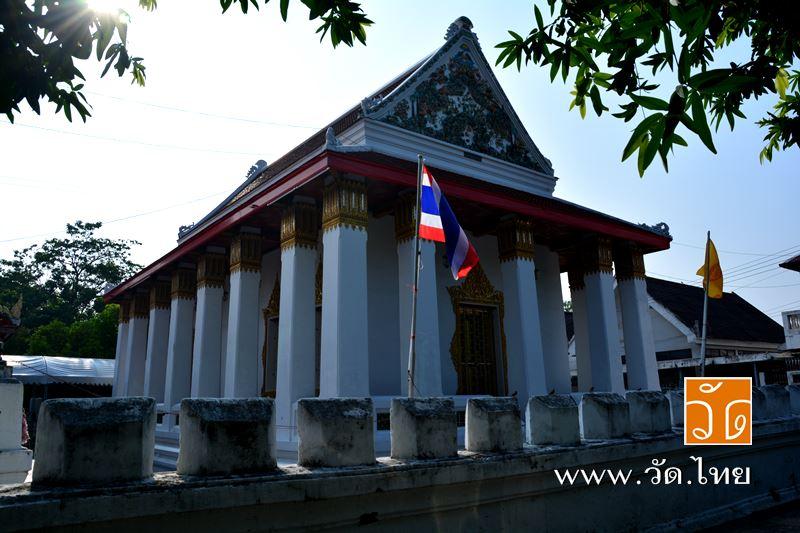 พระวิหาร วัดอัปสรสวรรค์วรวิหาร (Wat Absornsawan) ตั้งอยู่ ถนนเทอดไท ซอยรัชมงคลประสาธน์ แขวงปากคลอง เ