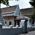 วัดหิรัญรูจีวรวิหาร (วัดน้อย) ถนนอินทรพิทักษ์ แขวงหิรัญรูจี เขตธนบุรี กรุงเทพมหานคร