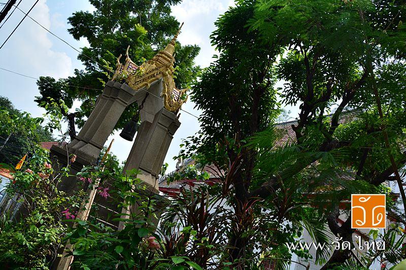 วัดหิรัญรูจีวรวิหาร (วัดน้อย) Wat Hiran Ruchi Worawihan (Wat Noi) ตั้งอยู่เลขที่ 122 ถนนอินทรพิทักษ์