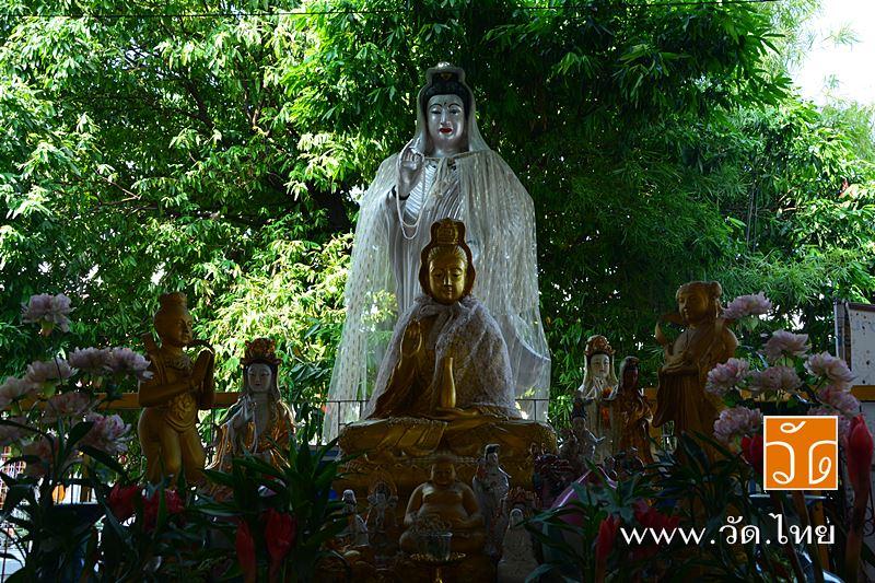 วัดกันตทาราราม (วัดใหม่จีนกัน) [Wat Kantathararam] แขวงตลาดพลู เขตธนบุรี กรุงเทพมหานคร 10160