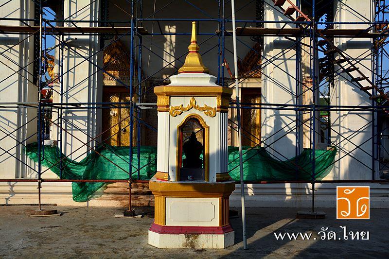 วัดกก (Wat Kok) ถนนพระราม 2 แขวงท่าข้าม เขตบางขุนเทียน กรุงเทพมหานคร 10150