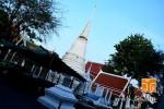 วัดโพธินิมิตรสถิตมหาสีมาราม (Wat Pho Nimit) ถนนเทอดไท ซอยเทอดไท 19 แขวงบางยี่เรือ เขตธนบุรี กรุงเทพมหานคร 10600