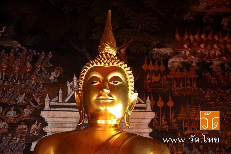 วัดโพธินิมิตรสถิตมหาสีมาราม (Wat Pho Nimit) ถนนเทอดไท ซอยเทอดไท 19 แขวงบางยี่เรือ เขตธนบุรี กรุงเทพม