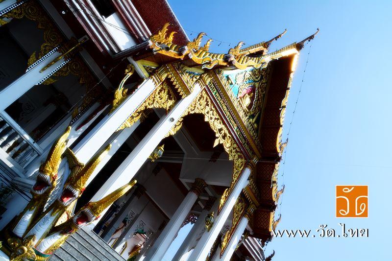 วิหาร พระพิพัฒน์ธรรมคณี (ชำนาญ โชติธัมโม) ณ วัดราชคฤห์วรวิหาร [วัดมอญ] (Wat Rajkrueh) ตั้งอยู่เลขที่