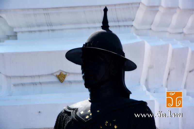 หมื่นหาญณรงค์ (บุญเกิด) ณ วัดราชคฤห์วรวิหาร [วัดมอญ] (Wat Rajkrueh) ตั้งอยู่เลขที่ 434 ถนนเทอดไท แขว