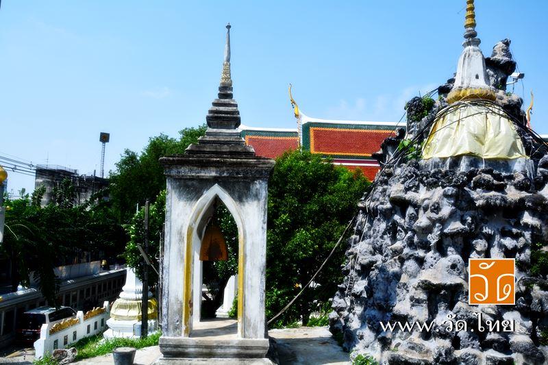 เขามอ วัดราชคฤห์วรวิหาร [วัดมอญ] (Wat Rajkrueh) ตั้งอยู่เลขที่ 434 ถนนเทอดไท แขวงบางยี่เรือ เขตธนบุร