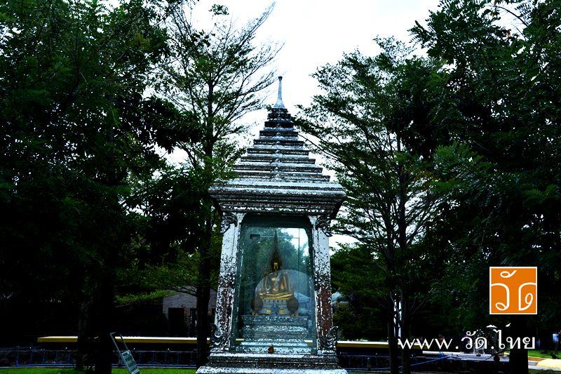 พระพุทธชินราช วัดประยงค์กิตติวนาราม 22 หมู่ 4 ถนนประชาสำราญ แขวงคลองสิบสอง เขตหนองจอก กรุงเทพมหานคร