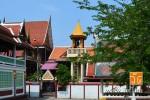 วัดนวลนรดิศวรวิหาร (Wat Nuannoradit) ถนนเพชรเกษม ซอยเพชรเกษม 19 แยก 1 แขวงปากคลอง เขตภาษีเจริญ กรุงเทพมหานคร 10160