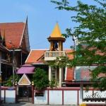 วัดนวลนรดิศวรวิหาร (Wat Nuannoradit) แขวงปากคลอง เขตภาษีเจริญ กรุงเทพมหานคร