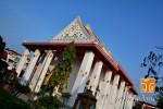 วัดจันทารามวรวิหาร (วัดกลาง ตลาดพลู) [Wat Chantharam Worawihan] ถนนเทอดไท แขวงบางยี่เรือ เขตธนบุรี กรุงเทพมหานคร 10600