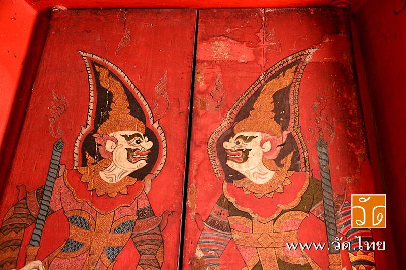 พระอุโบสถ วัดอินทารามวรวิหาร (wat intharam) ถนนเทอดไท แขวงบางยี่เรือ เขตธนบุรี กรุงเทพมหานคร 10600