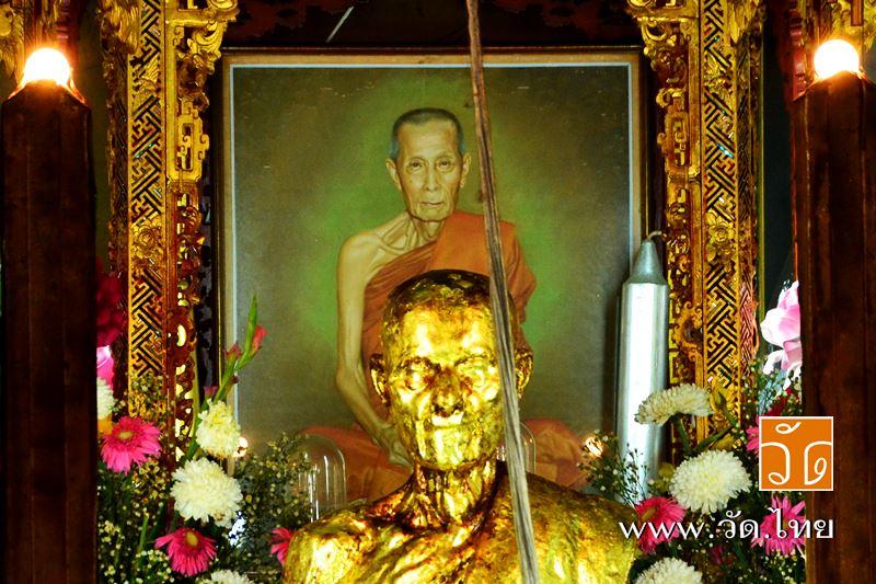 หลวงปู่โต๊ะ วัดประดู่ฉิมพลี (Wat Pradoo ChimPhli) 168 ถนนเพชรเกษม ซอยเพชรเกษม 15 แขวงวัดท่าพระ เขตบา