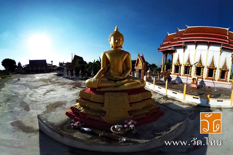 วัดราษฎร์ศรัทธาทำ (Wat Rat Satthatham) หมู่ที่ 6 ตำบลท่าซุง อำเภอเมืองอุทัยธานี จังหวัดอุทัยธานี 610