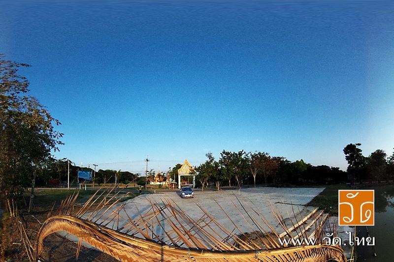 วัดแจ้ง (Wat Chang) ตำบลอุทัยเก่า อำเภอหนองฉาง จังหวัดอุทัยธานี 61110