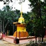 วัดดอยป่าแป๋ (Wat Doi PaPae) ตำบลป่าพลู อำเภอบ้านโฮ่ง จังหวัดลำพูน