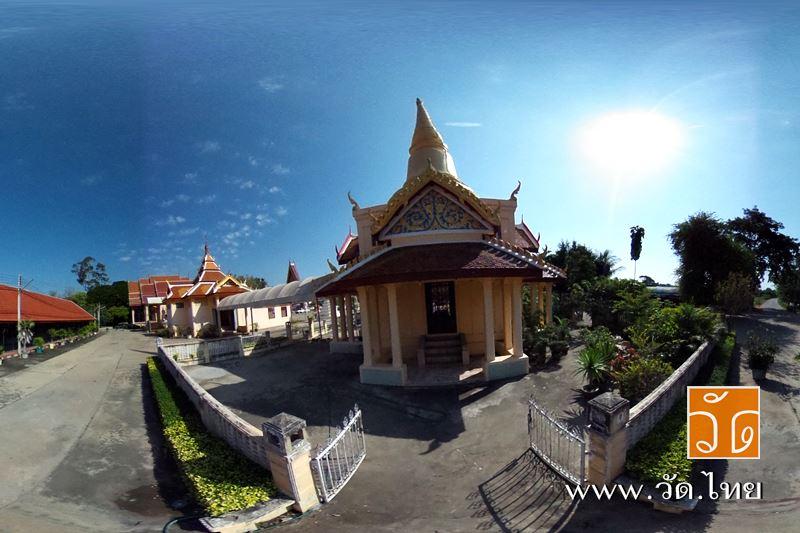 วัดหนองขุนชาติ (Wat Nong Khun Chat) เลขที่ 114 หมู่ 1 บ้านหนองขุนชาติ ตำบลหนองสรวง อำเภอหนองฉาง จังห