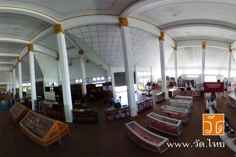 พิพิธภัณฑ์ท้องถิ่นวัดหนองขุนชาติ ณ วัดหนองขุนชาติ (Wat Nong Khun Chat) เลขที่ 114 หมู่ 1 บ้านหนองขุน