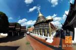 วัดพระธาตุลำปางหลวง (Wat PhraThat Lampang Luang) ถนนลำปาง-เกาะคา ตำบลลำปางหลวง อำเภอเกาะคา จังหวัดลำปาง 52130