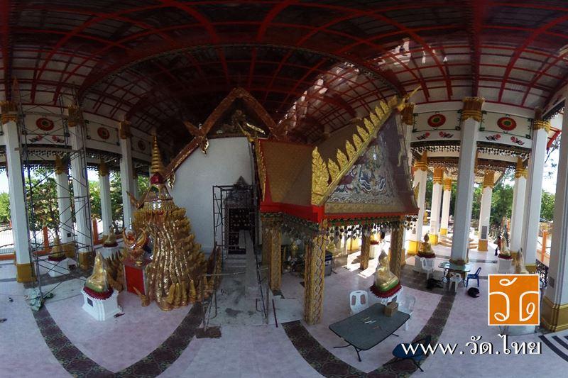 วัดจันทาราม (Wat Chantharam) วัดท่าซุง (Wat Thasung) ตำบลน้ำซึม อำเภอเมือง จังหวัดอุทัยธานี 61000