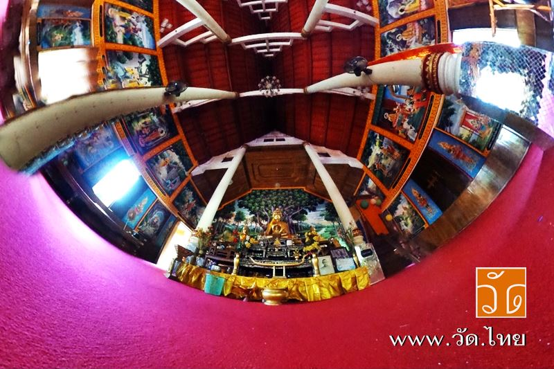 วัดวังหลวง (Wat Wang Luang) ตั้งอยู่เลขที่ 84 หมู่ 1 บ้านวังหลวง ตำบลป่าพลู อำเภอบ้านโฮ่ง จังหวัดลำพ