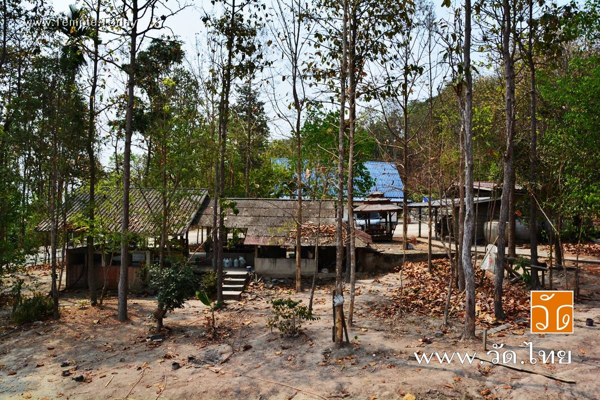 วัดป่าห้วยตุ้ม [Wat Pa Huai Tum] (วัดศรีเมืองชุม) ตำบลลอ อำเภอจุน จังหวัดพะเยา 56150