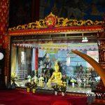 วัดพระนั่งดิน (Wat Pra Nang Din) ตำบลเวียง อำเภอเชียงคำ จังหวัดพะเยา