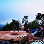 วัดพระธาตุศิวิไล (Wat Phra That Sivilai) ตำบลฝายกวาง อำเภอเชียงคำ จังหวัดพะเยา