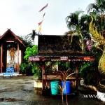 วัดพญาลอ (Wat Phaya Lo) ตำบลทุ่งรวงทอง อำเภอจุน จังหวัดพะเยา